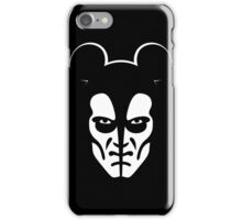 Horror Mouse iPhone Case/Skin