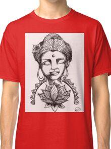 Lotus Buddha Classic T-Shirt