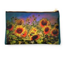 Sunflower Breeze Studio Pouch