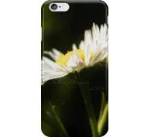 Flower with a Bud iPhone Case/Skin