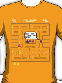 Mario in pacman world (clean version) T-Shirt