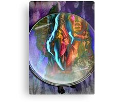 The Child Angel Metal Print