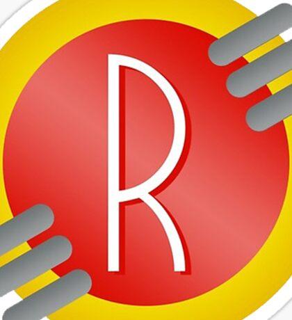 Meet The Robinsons R Logo Sticker