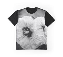 Dinner Plate Hibiscus Graphic T-Shirt
