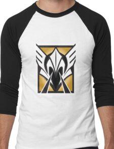 Rainbow Six Siege - Valkyrie Logo  Men's Baseball ¾ T-Shirt