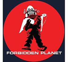 Forbidden Planet Photographic Print