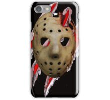 Jason [Friday the 13th] iPhone Case/Skin