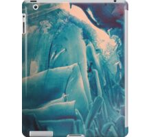 'Jagged' but ready for the challenge iPad Case/Skin