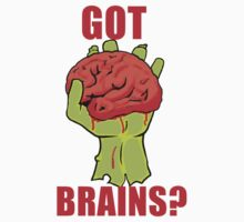 Got Brains? Kids Clothes