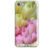 Coral fingers iPhone Case/Skin