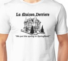 La Maison Derriere – Bart After Dark, Simpsons Unisex T-Shirt