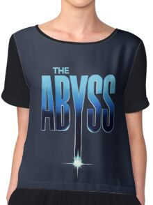 The Abyss Chiffon Top