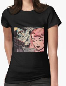 The Mummy Arises Womens Fitted T-Shirt