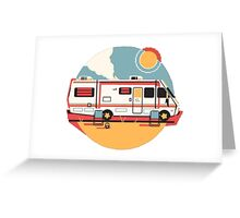 The RV Greeting Card
