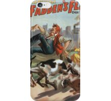 Performing Arts Posters The old reliable McFaddens flats everything new 0092 iPhone Case/Skin