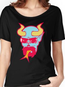 White Is The Devil Women's Relaxed Fit T-Shirt
