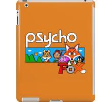 PSYCHO FOX - SEGA MASTER SYSTEM iPad Case/Skin
