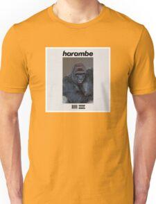 Harambe Blond Unisex T-Shirt