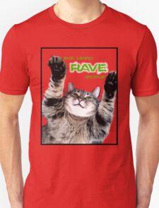 Eat, Sleep, Rave, Repeat Unisex T-Shirt