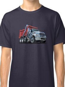 Cartoon Dump Truck Classic T-Shirt