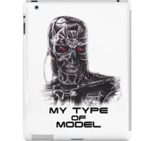 My type of Model iPad Case/Skin
