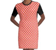 Polka Piccolo Graphic T-Shirt Dress