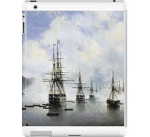 Aivasovsky Ivan - Subashi Desant iPad Case/Skin
