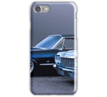 1964 Chevrolet Custom Impala iPhone Case/Skin