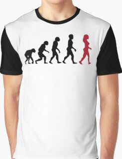 Evolution of Womens Graphic T-Shirt