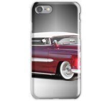 1953 Chevrolet Custom Convertible iPhone Case/Skin