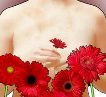 Amanda Palmer - Alphonse Mucha Sticker