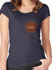 WestWorld Tv Show Women's Fitted Scoop T-Shirt
