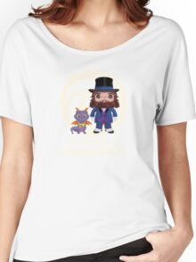 Dreamfinder & Figment Women's Relaxed Fit T-Shirt