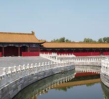 Forbidden City by Antonio Paliotta