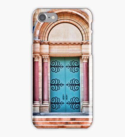 Finney Chapel, Oberlin College iPhone Case/Skin