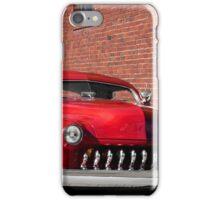 1951 Mercury 'No Parking' Custom Coupe iPhone Case/Skin