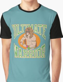 Ultimate Warrior Graphic T-Shirt