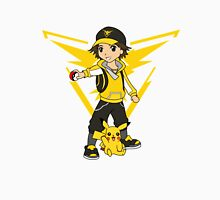 Pokemon Go: team Instinct (male version) Unisex T-Shirt