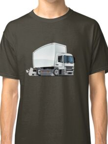 Cartoon delivery / cargo truck Classic T-Shirt