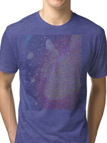 Radiohead - In Rainbows Tri-blend T-Shirt