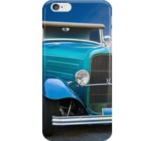 1932 Ford 'V8 Ragtop' Roadster iPhone Case/Skin