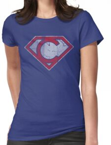 Retro Super Cubs Womens Fitted T-Shirt