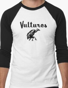 Vultures Retro Men's Baseball ¾ T-Shirt