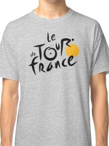 Tour De France Bicycle Racing Classic T-Shirt
