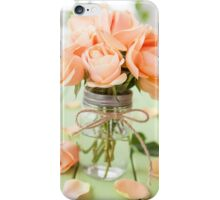 A rose is a rose is a rose iPhone Case/Skin