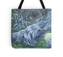 Kerry Blue Tote Bag