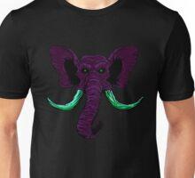 Blacklight Mammoth Unisex T-Shirt