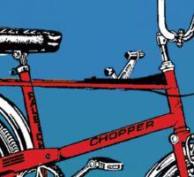 Raleigh Chopper Bicycle UK Sticker