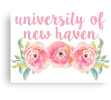 University of New Haven Canvas Print