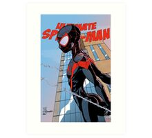 Ultimate Spider-Man Variant Edition Art Print